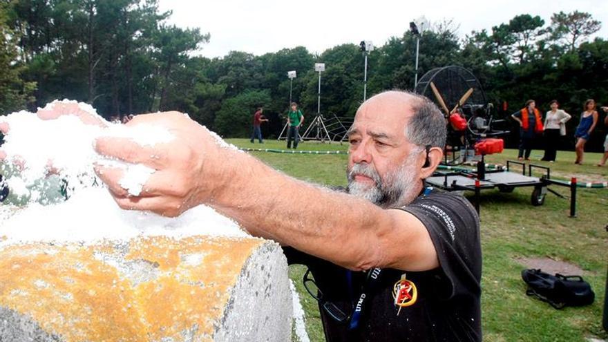 Fallece el especialista en efectos especiales Reyes Abades