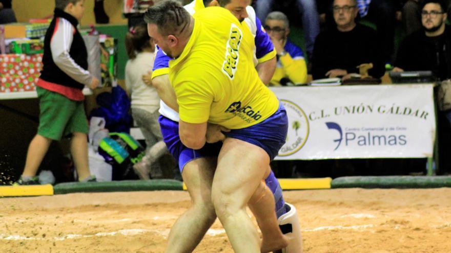 Rubén Ramírez (Unión Gáldar) vence a Tomás del Toro 8Roque Nublo).