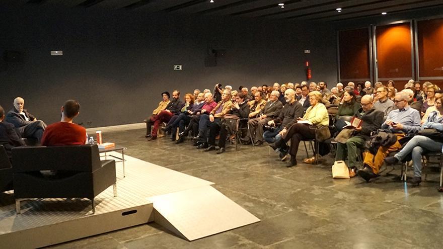 """Jaime Millás presenta su libro """"Crónicas de la transición valenciana"""" editado por la Institució Alfons el Magnànim"""