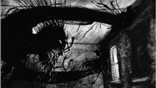 """Ilustración de """"Un monstruo viene a verme"""" de Jim Kay"""