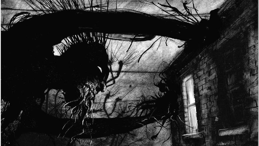 Un monstruo viene a verme Jim Kay.jpg