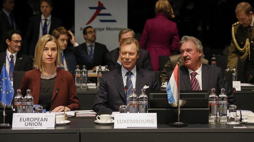 Ministros de la UE y Asia abordan el cambio climático y las interconexiones