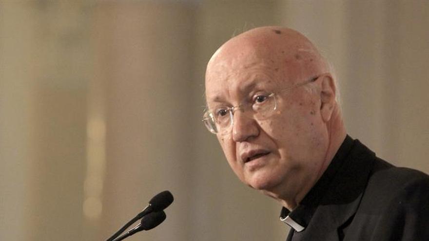 """El enviado del Vaticano afirma que la situación en Venezuela es """"muy difícil"""""""