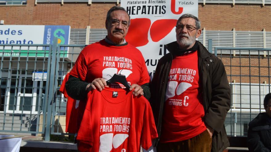 Plataforma de afectados por la Hepatitis C / Foto: Javier Robla