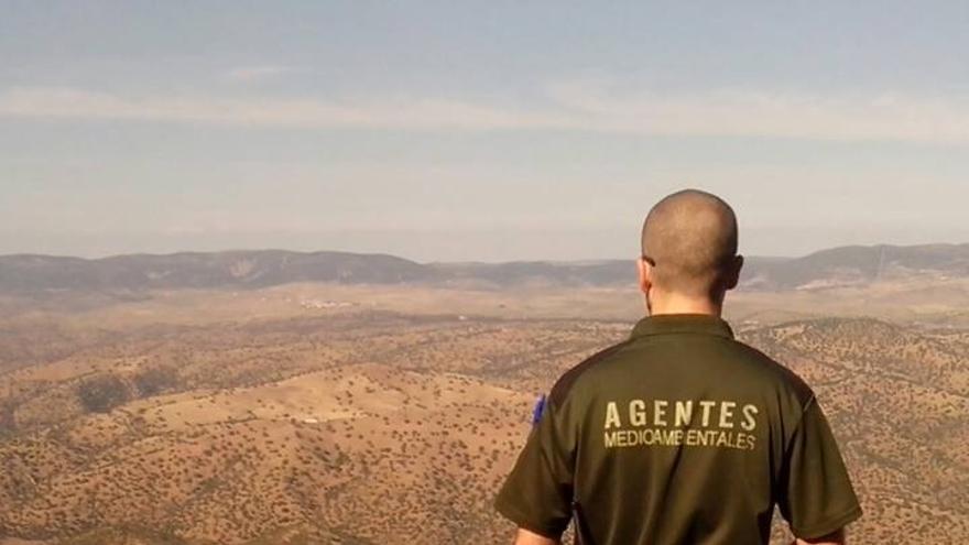 Agente medioambiental de Castilla-La Mancha