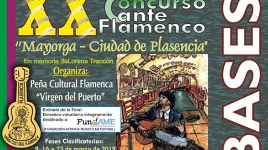 Concurso flamenco de Plasencia