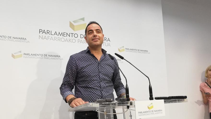 """PSN, Geroa Bai, Podemos e I-E prevén alcanzar este viernes un preacuerdo para articular un """"gobierno de progreso"""""""