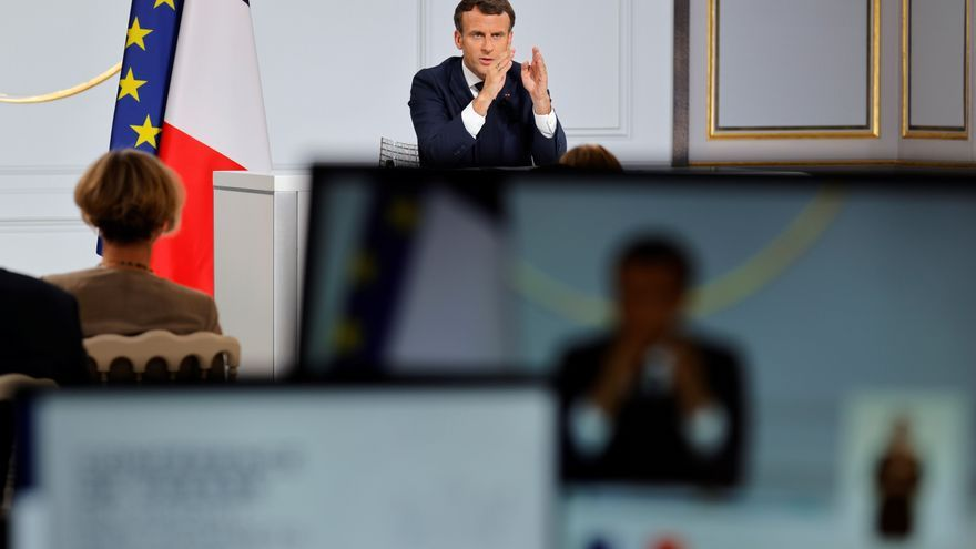 Macron anuncia una reducción de la fuerza antiyihadista francesa en el Sahel