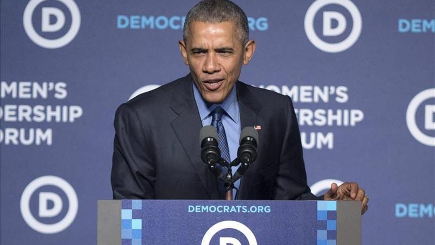 Obama felicita a Suu Kyi por el éxito electoral y los esfuerzos hacia la democracia
