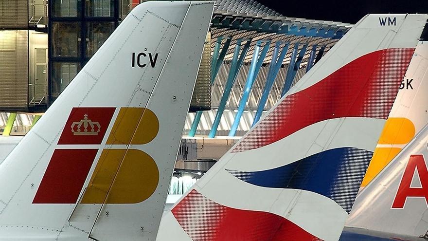 IAG elevó un 22,6% sus pasajeros hasta noviembre, con una caída del tráfico de Iberia del 16,8%