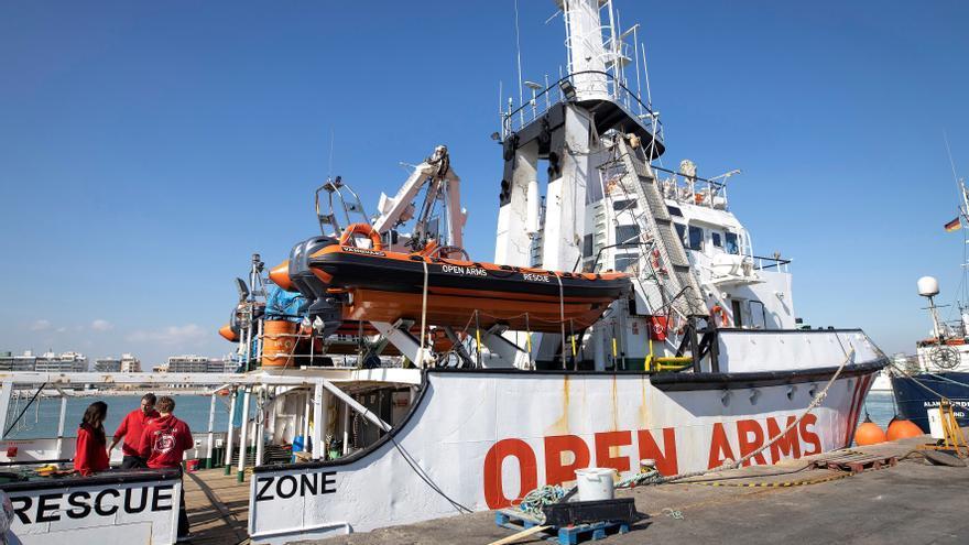 Open Arms regresa al Mediterráneo con el velero Astral para rescatar vidas