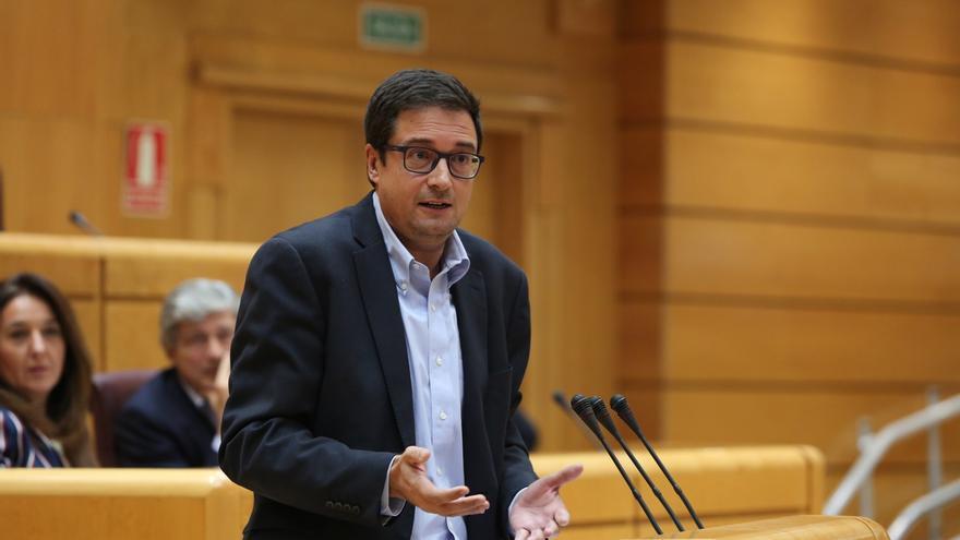 """Óscar López afirma que la abstención a Mariano Rajoy sería """"un mal primer paso"""" para que el PSOE se recupere"""