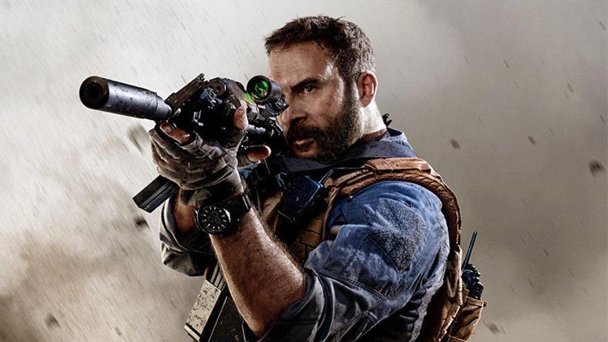 Imagen promocional de 'Call of Duty: Modern Warfare'