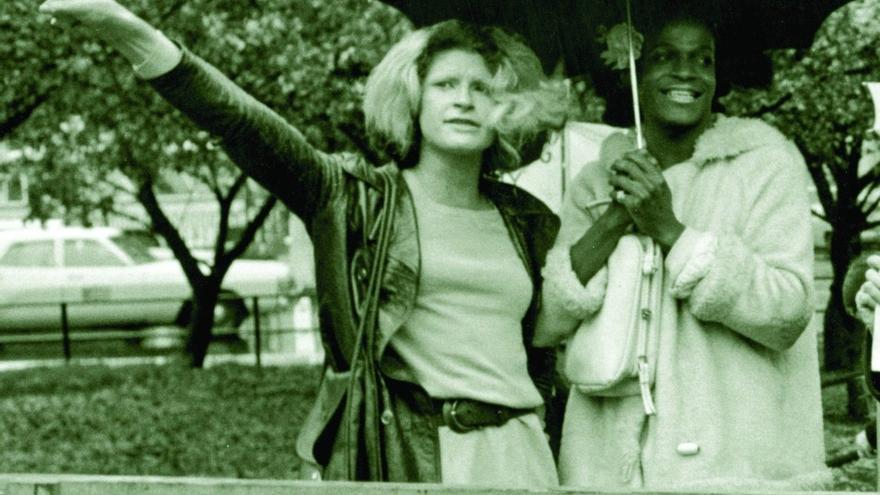 Sylvia Rivera y Marsha P. Johnson, defensoras de los derechos humanos