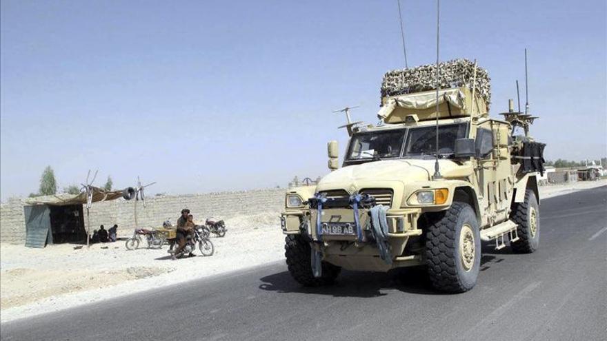 Mueren tres soldados aliados en Afganistán en dos incidentes separados