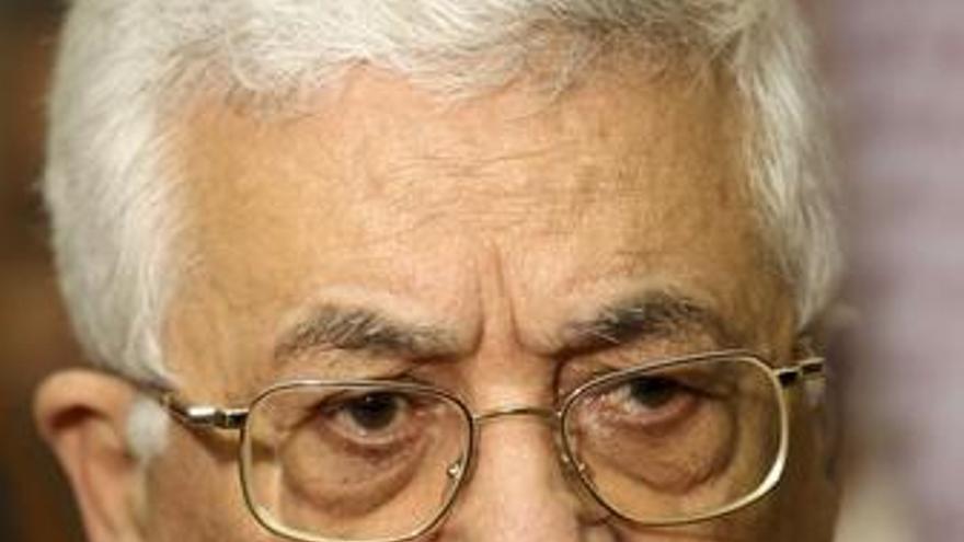 Abbas solicita una iniciativa israelí para desbloquear el proceso de Paz