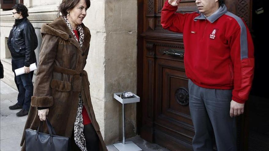 """La juez señala el """"dudoso"""" sustento legal de las dietas de Caja Navarra"""