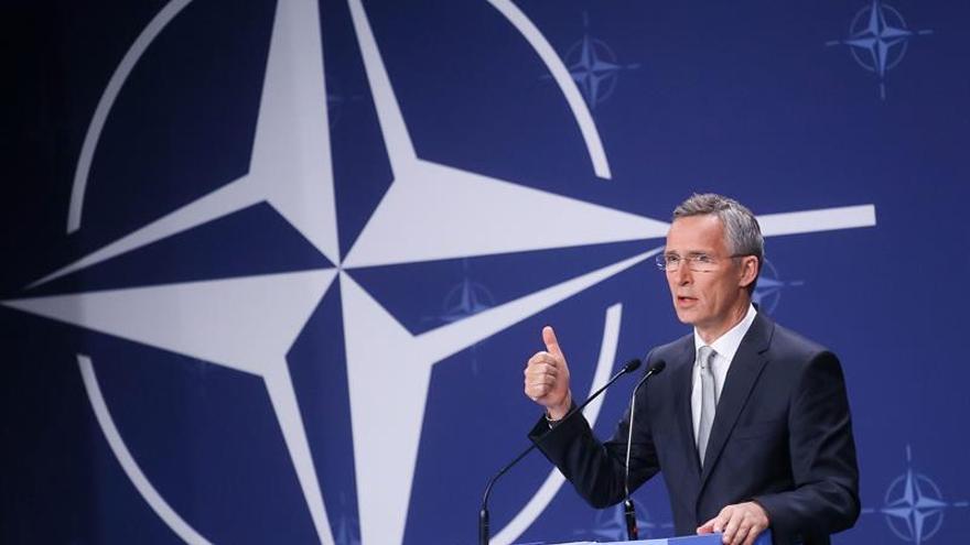 Stoltenberg asegura que los aliados están unidos en estrategia frente a Rusia