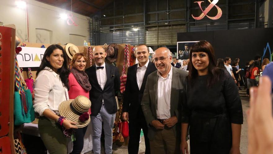 Inauguración de la cuarta edición de 'Fashion ¬ Friends'.