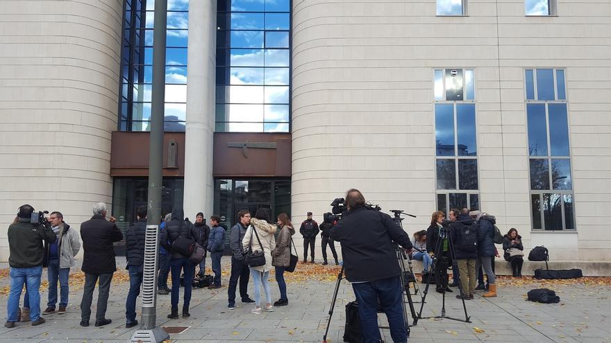 Comienza el juicio por la supuesta violación grupal en Sanfermines dilucidando las cuestiones previas