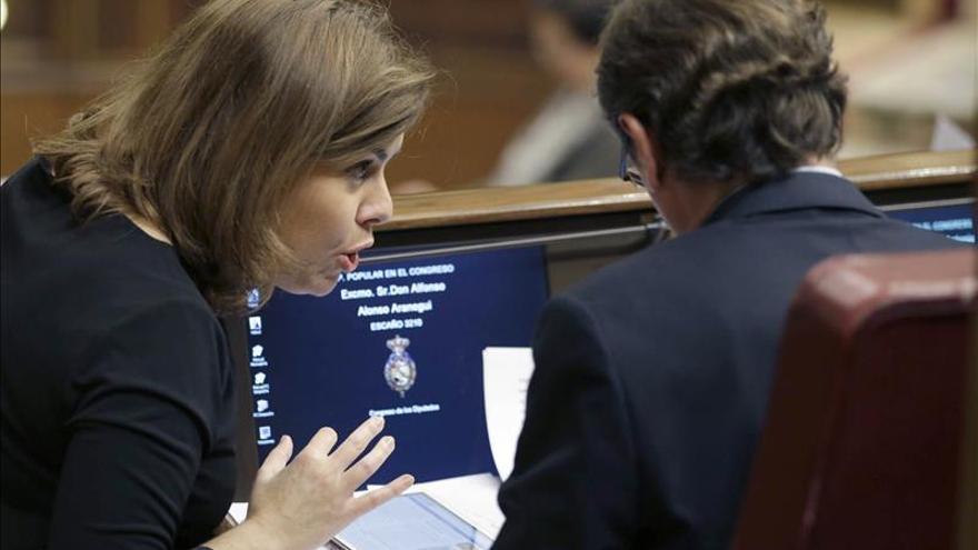 """El PP cree que la falta de acuerdo con el PSOE en corrupción """"perjudica a todos"""""""