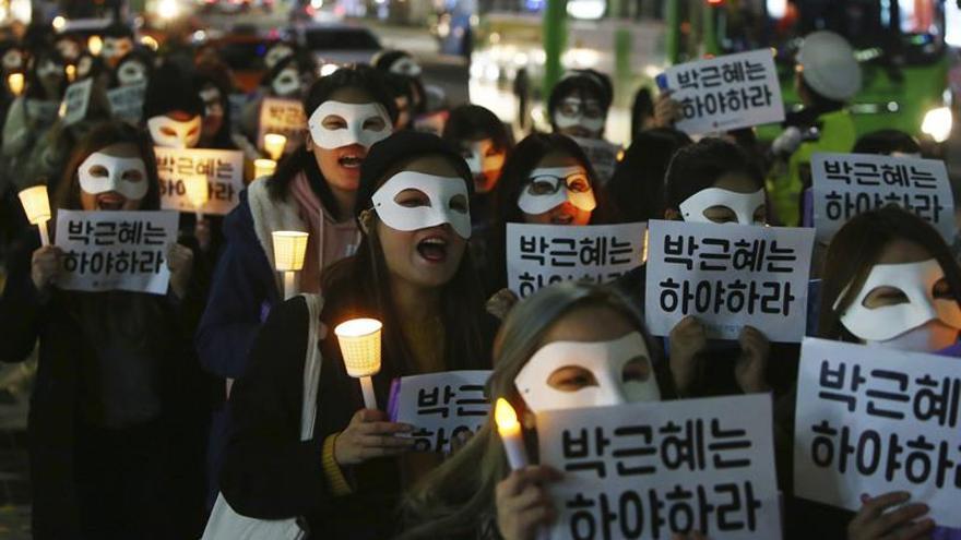 Seúl propone un comité independiente para juzgar a la presidenta