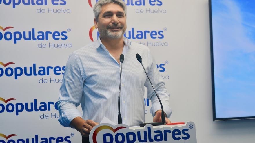Juan José Cortés, diputado del PP por Huelva en la última legislatura.