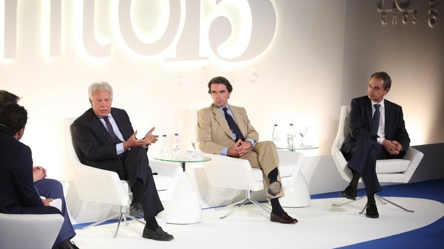 """Aznar ve un """"acierto"""" el uso del 155 en Cataluña, aunque él lo hubiera aplicado antes como Felipe González"""