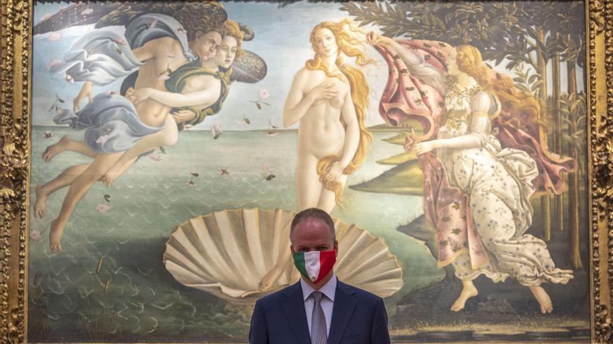 Los Uffizi piden a un portal porno la retirada de una campaña con la Venus