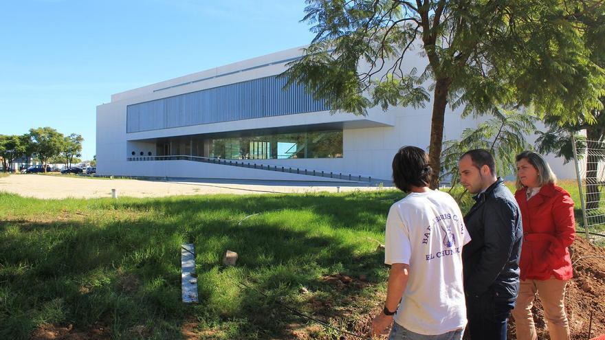 Sede la Eurociudad Ayamonte-Vila Real do Santo Antonio, en la localidad onubense.