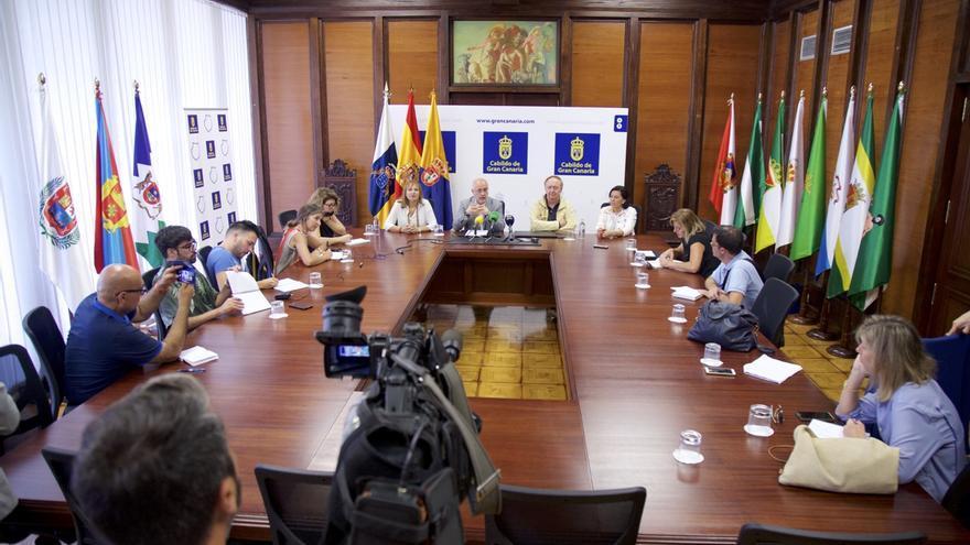 """Gran Canaria lleva sus """"tesoros"""" culinarios por primera vez a Madrid Fusión, que seleccionará a dos cocineros rompedores."""