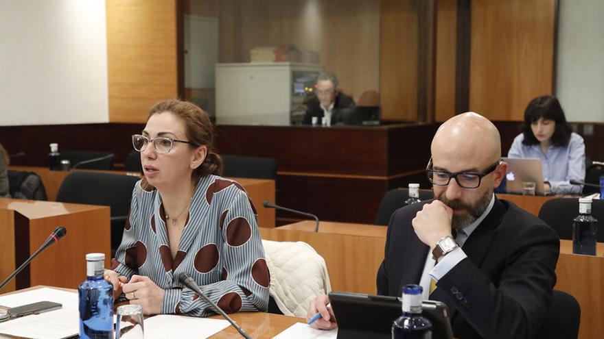 Miembros del Grupo Parlamentario Ciudadanos