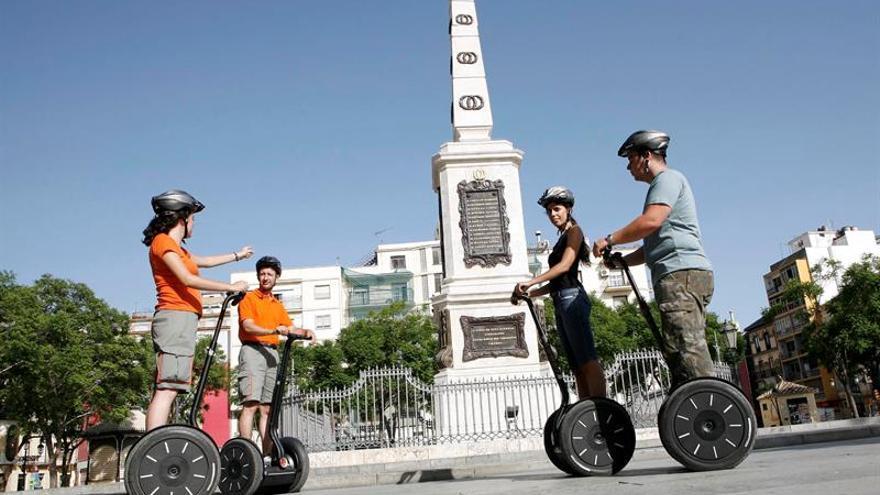 Vitoria, Madrid y Barcelona ayudarán a regular el uso de patinetes eléctricos