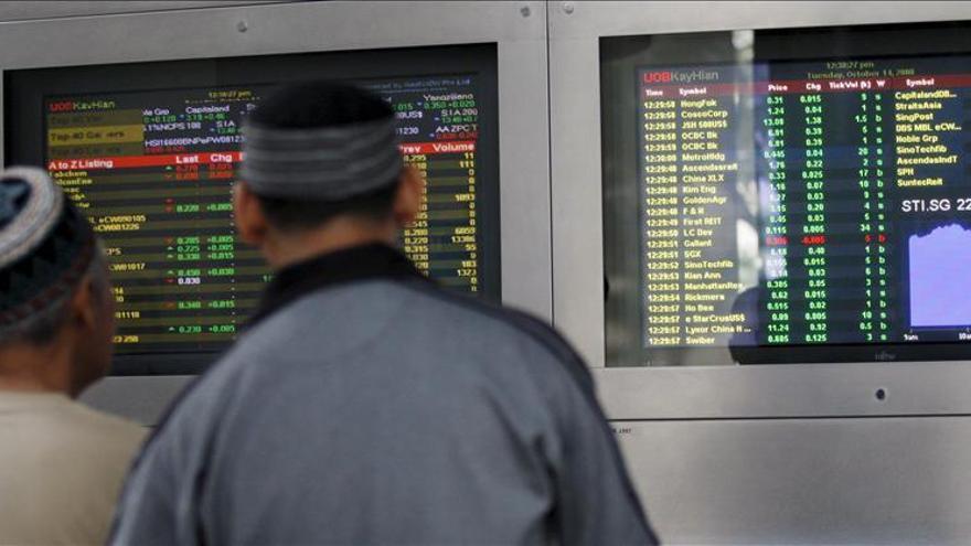 Recogida de beneficios en las bolsas asiáticas, salvo en Tokio y Shanghái