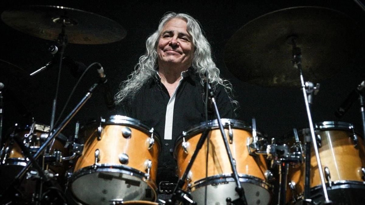 El baterista Rodolfo García se mantuvo activo hasta el final