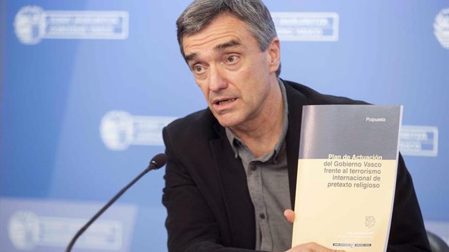 El secretario de Derechos Humanos, Jonan Fernández