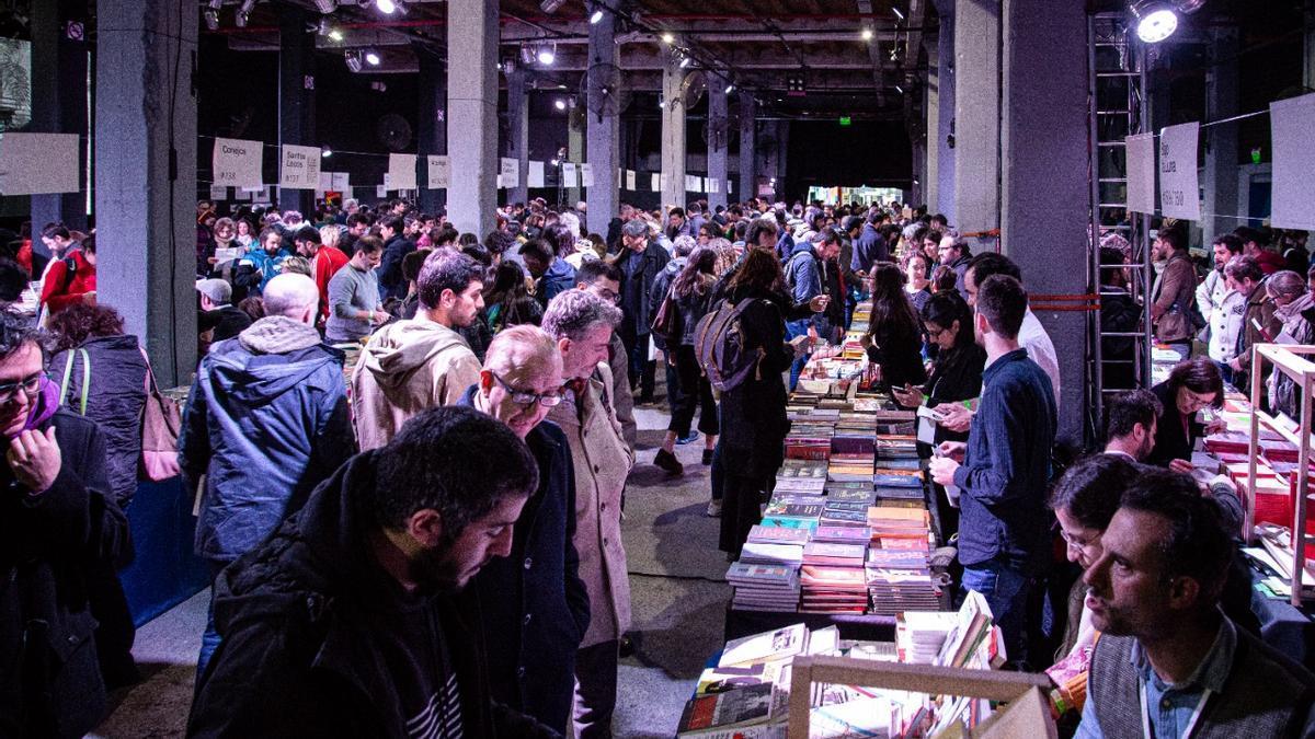 La Feria de Editores reúne a las editoriales independientes más destacadas del país