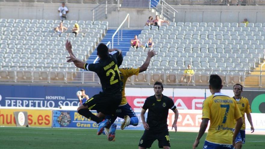 Del UD Las Palmas-Villarreal #9