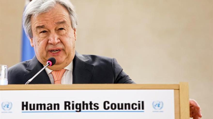 """La ONU pide a los nicaragüenses un diálogo para lograr """"un nuevo consenso"""" en el país"""