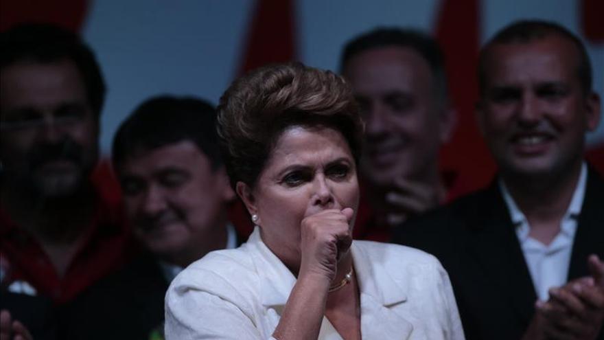Roussef destaca la buena posición económica de Brasil frente al G20