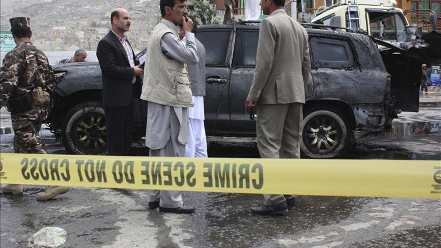 Un muerto al explotar un coche bomba cerca del lugar de la Loya Jirga en Kabul