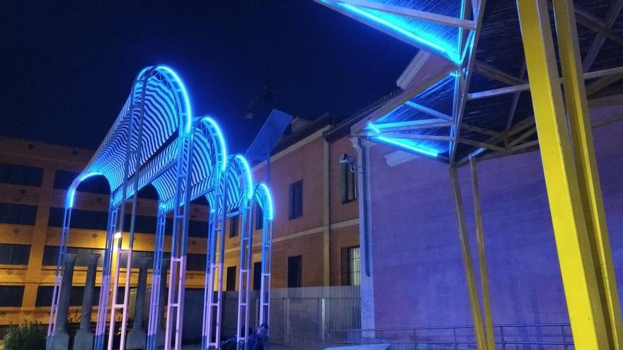 estructuras plaza tribunal