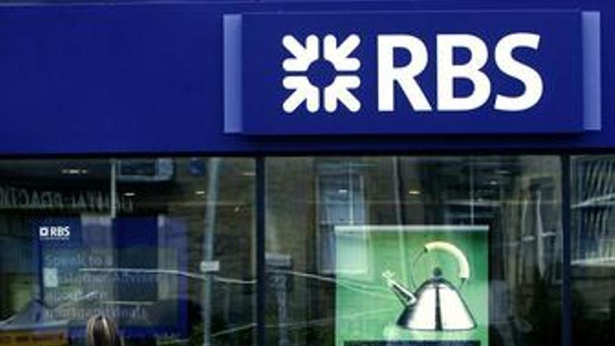 Los bancos HBOS y RBS estuvieron a horas del colapso, según el gobernador del Banco de Inglaterra