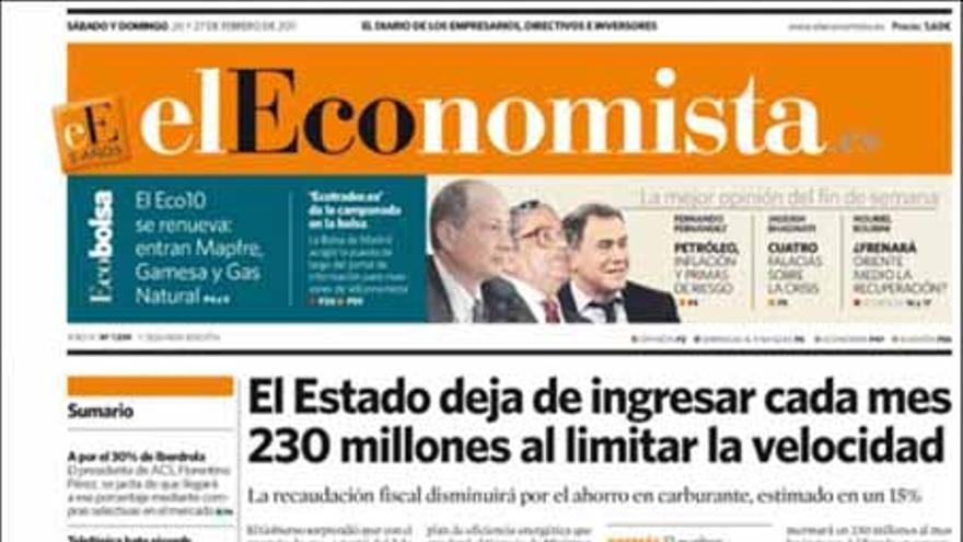 De las portadas del día (27/02/2011) #2