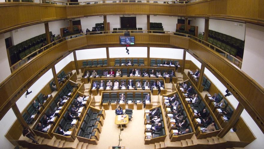 Parlamento vasco abre sus puertas este viernes a la ciudadanía coincidiendo con el 37 aniversario de su constitución