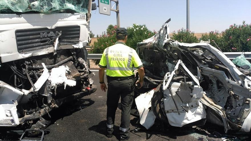 Un total de 200 personas han fallecido en las carreteras andaluzas en 2017, 14 más que en 2016