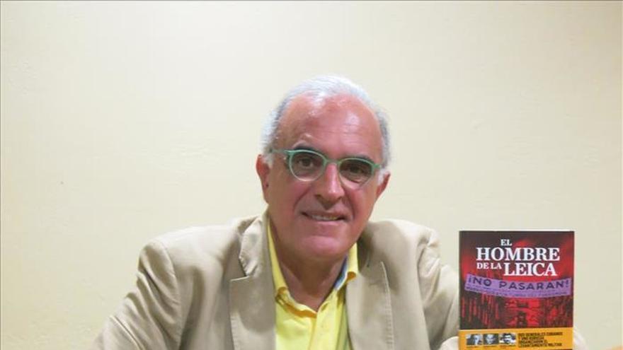 """Fermín Goñi presenta en Puerto Rico el libro """"El hombre de la Leica"""""""