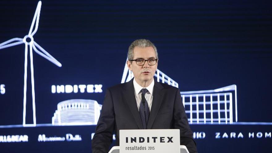 Inditex gana 1.256 millones en su primer semestre, el 8 % más