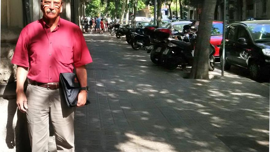 Julio,Martinez, presidente de la Fecet