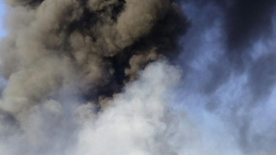 """Ayuntamiento Chiloeches clausuró la planta de reciclaje incendiada el 17 de junio por """"actividad clandestina"""""""